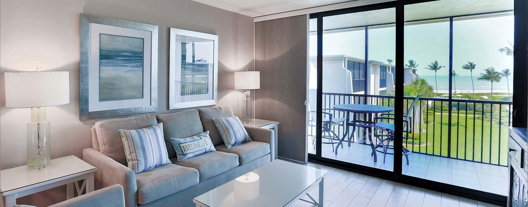Two Bedroom - Sanibel Luxury Accommodations | Florida Family Vacation