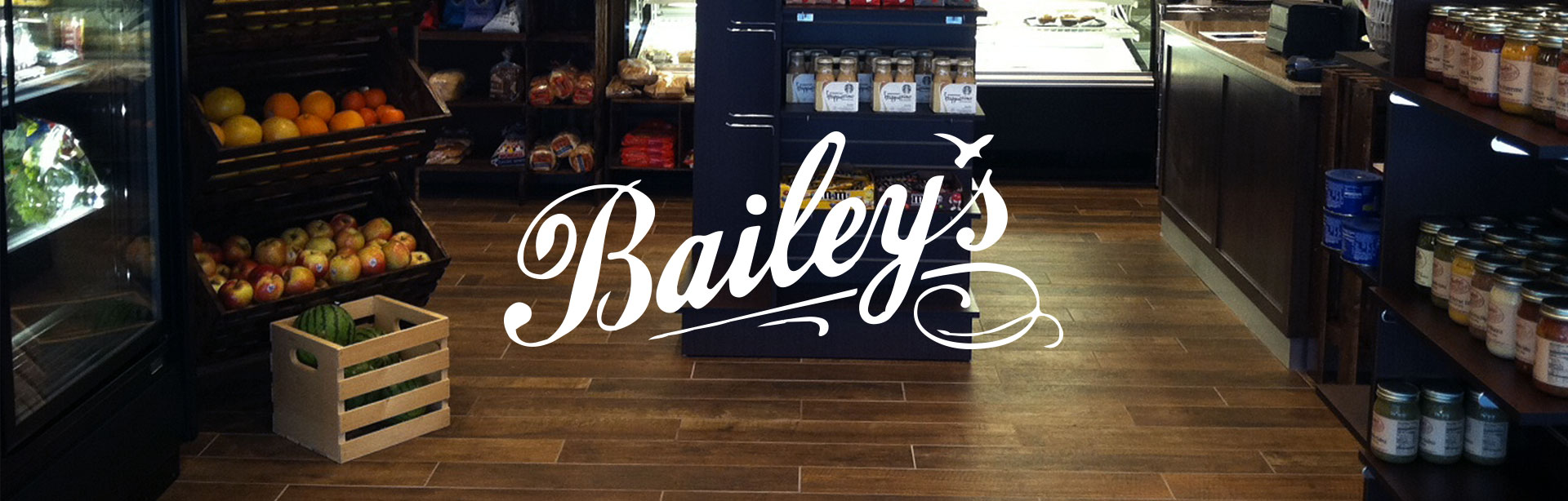 Bailey's Onsite Family-Owned Grocery Store