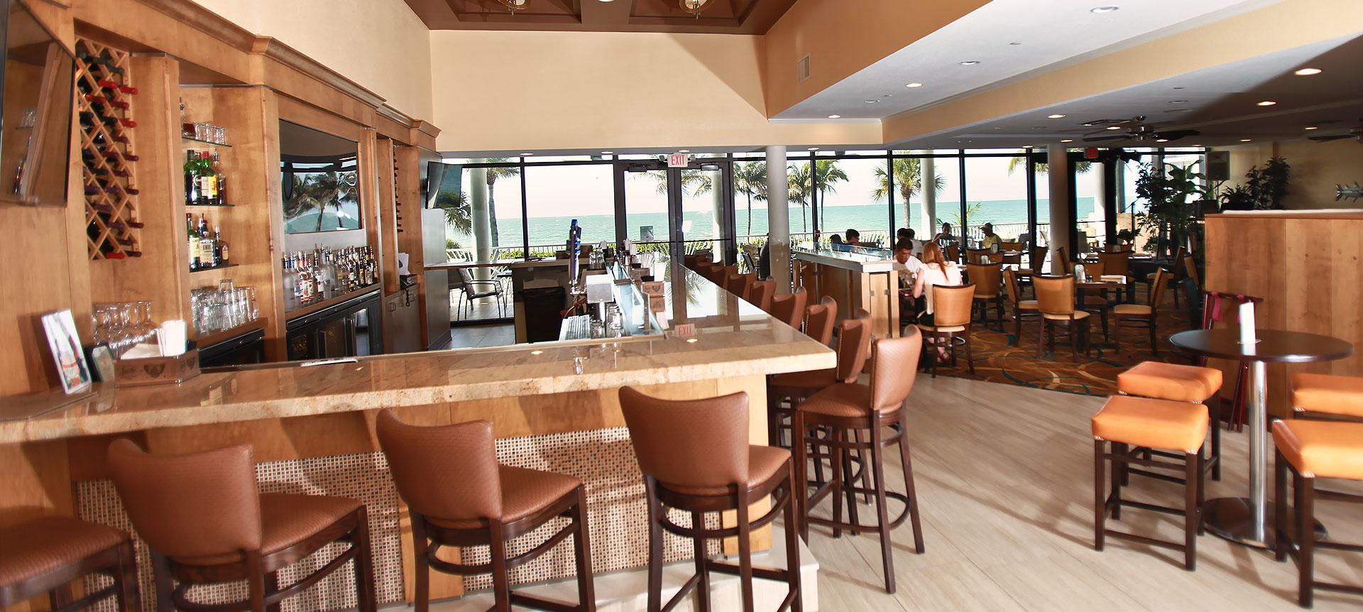 Sundial Beach Resort & Spa - Sea breeze Cafe