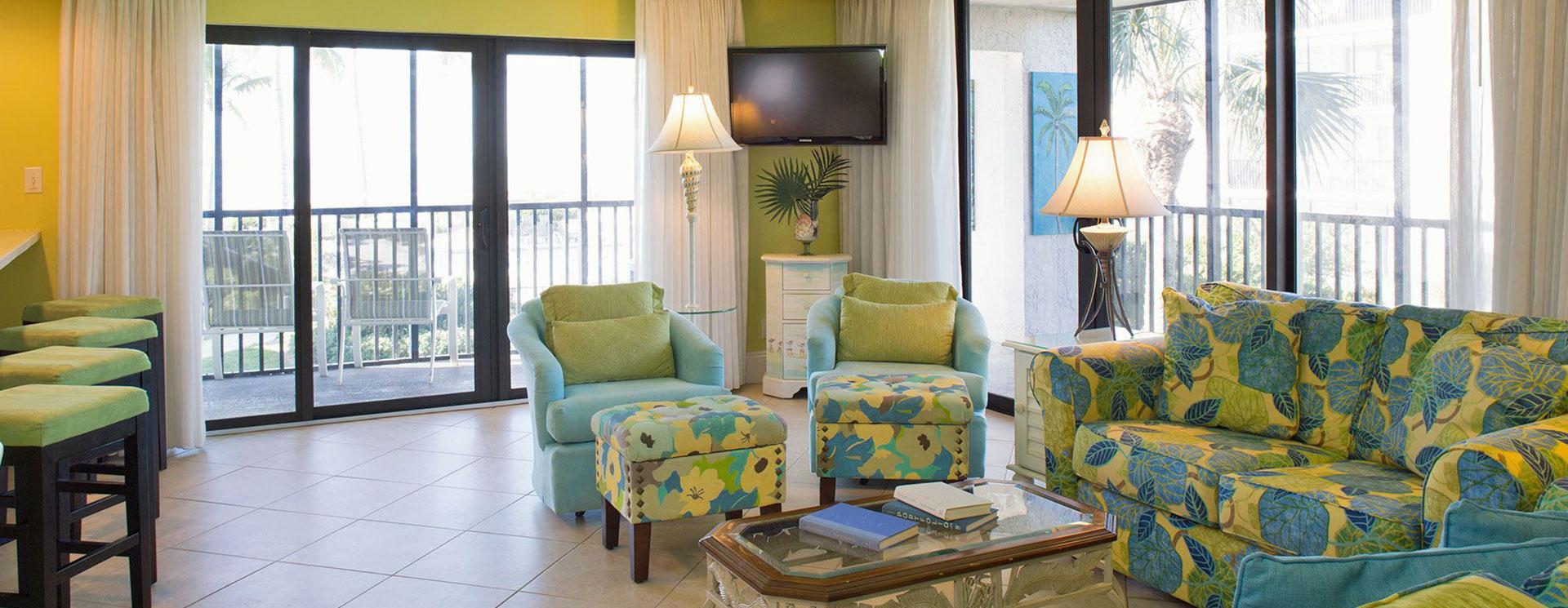 two bedroom  sanibel luxury accommodations  florida