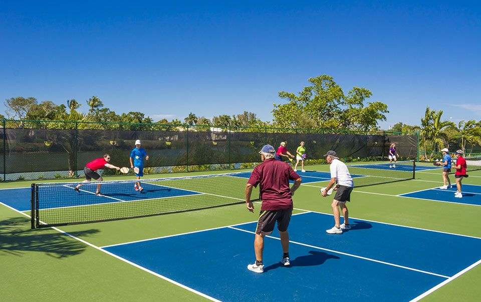 Pickleball Matches