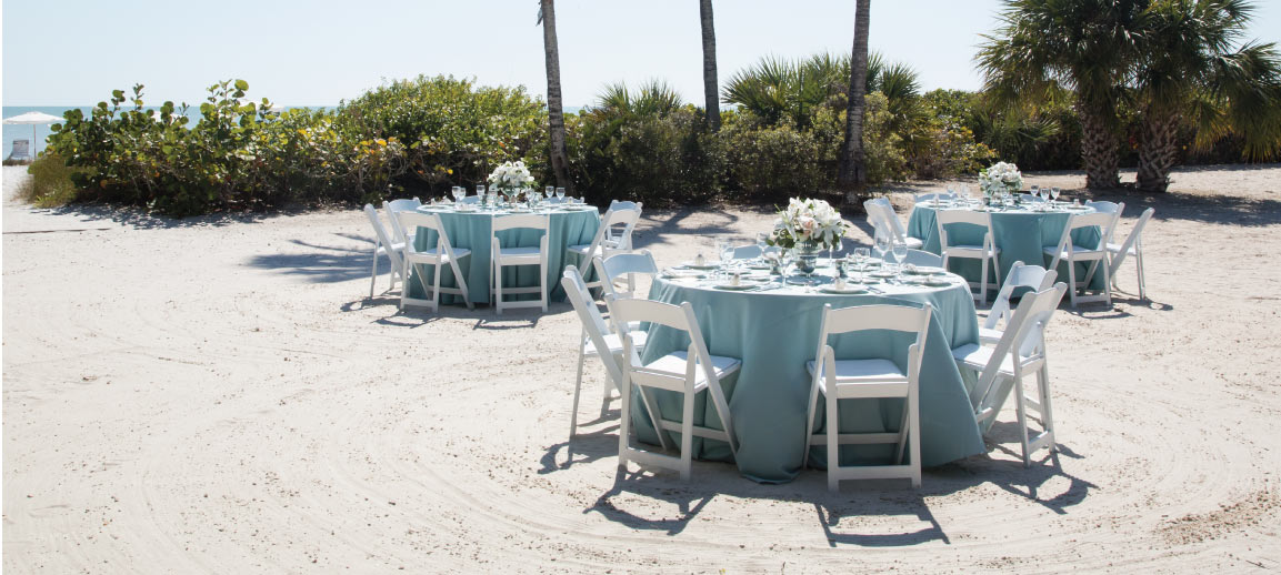 Hold Your Dream Beach Wedding at Sundial Beach Resort & Spa