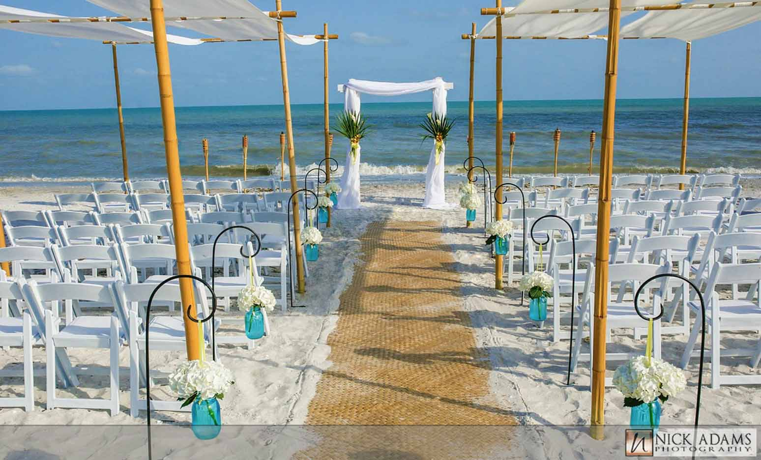 Sundial Beach Resort  Spa is a Wedding Wonderland