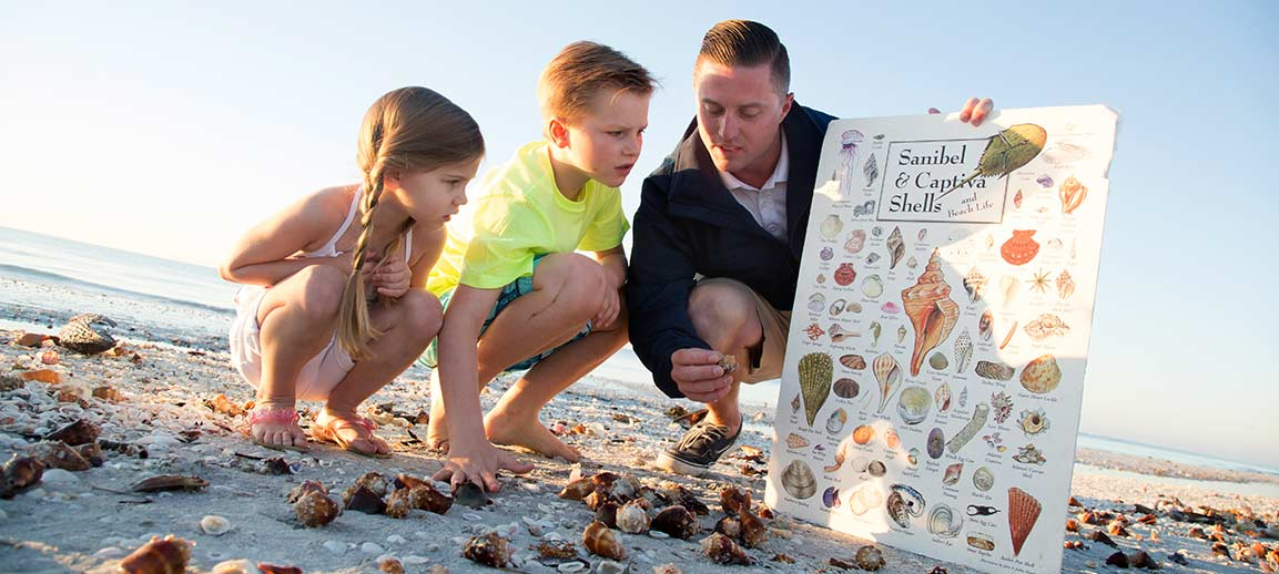 Sanibel Island Hotels: New Shelling Bags Help Sundial Guests Make The Most Of