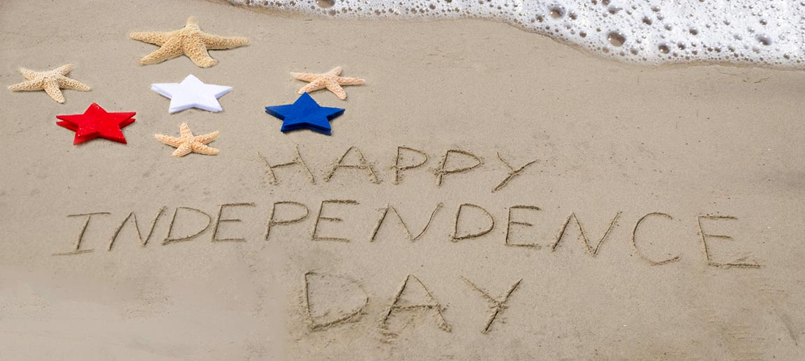 Spend Independence Day on Sanibel Island!