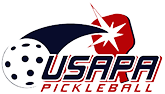 United States of America Pickleball Association (USAPA) logo