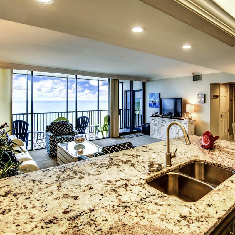 2 Bedroom Beachfront Residence