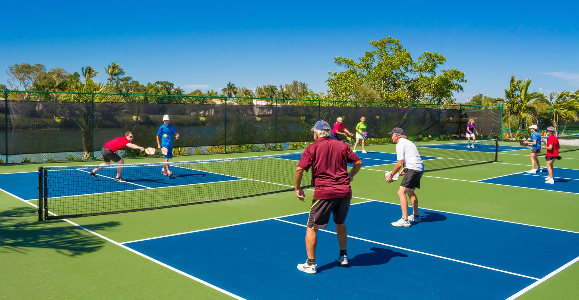Sundial Resort - Pickleball Courts are Open