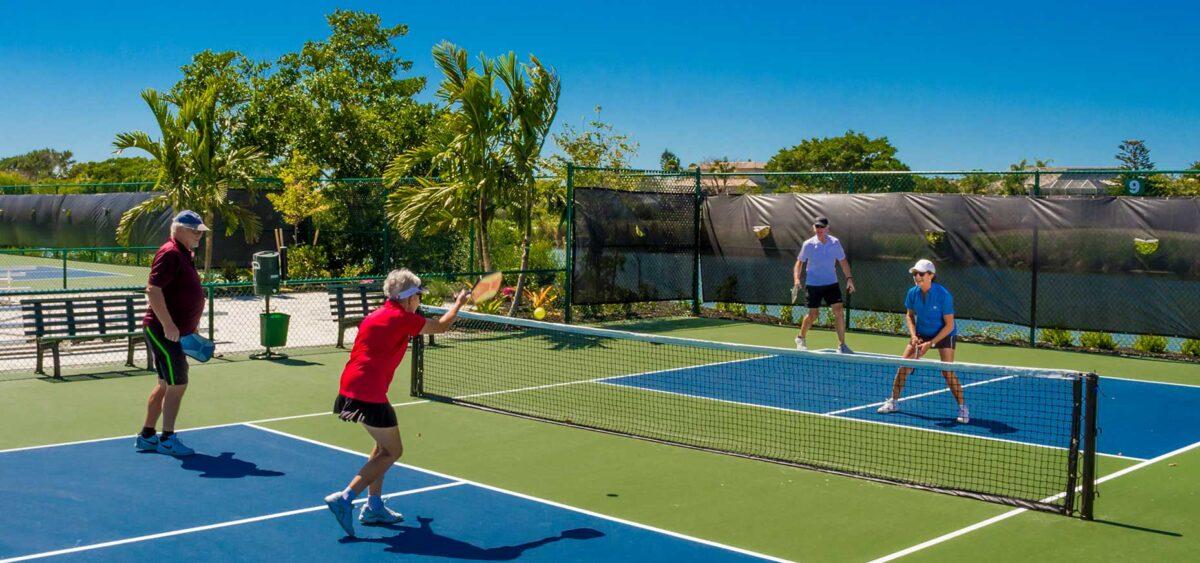 Resort Invites Players to Inaugural Pickleball Tournament