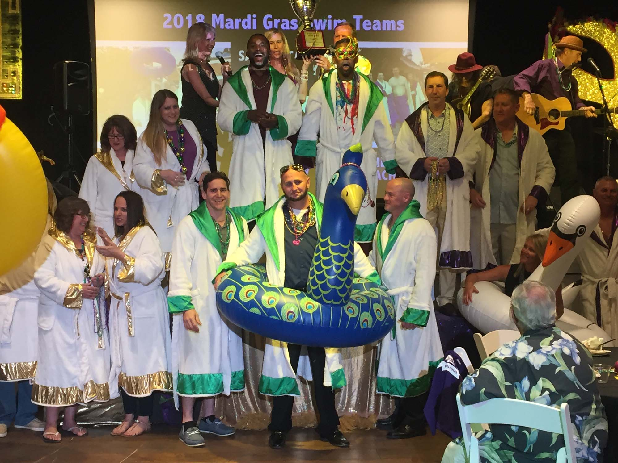 sanibel chr mardi gras 2018 sundial wins swim