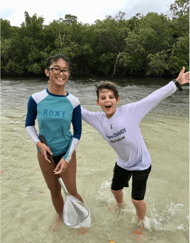 sanibel sea school camp kids