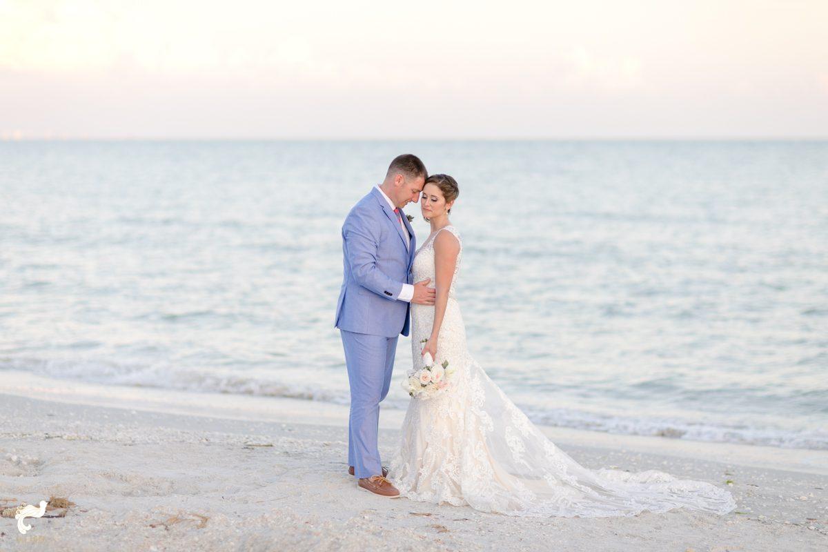 sanibel island beach wedding set free photography