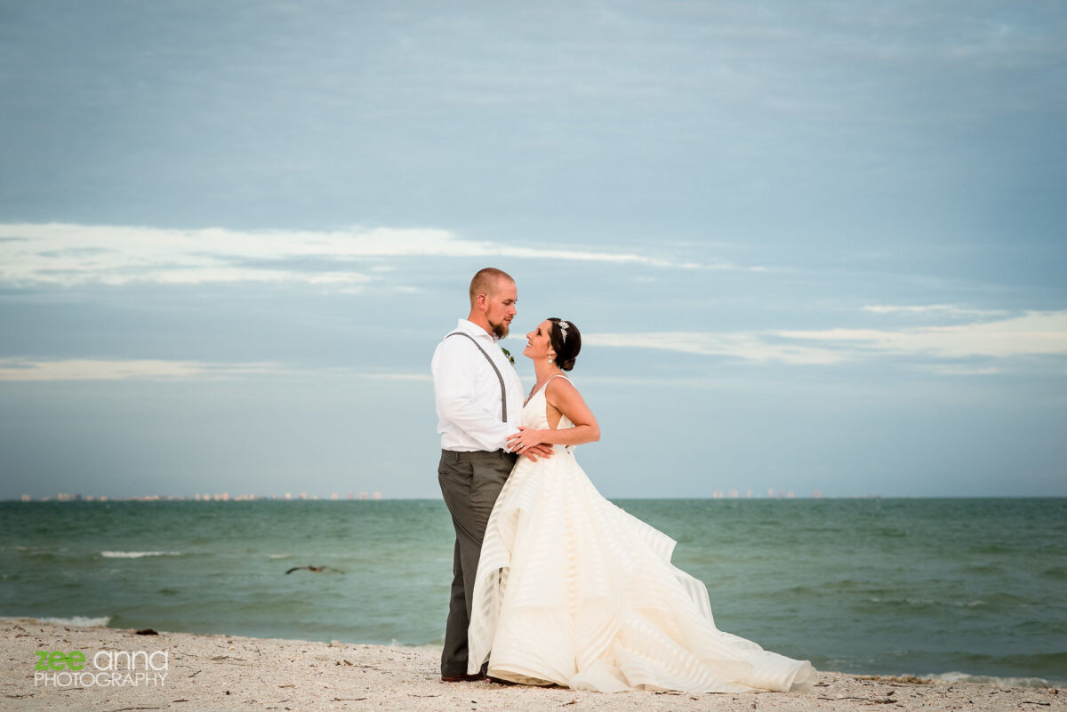 zee anna photography wedding sundial sanibel island