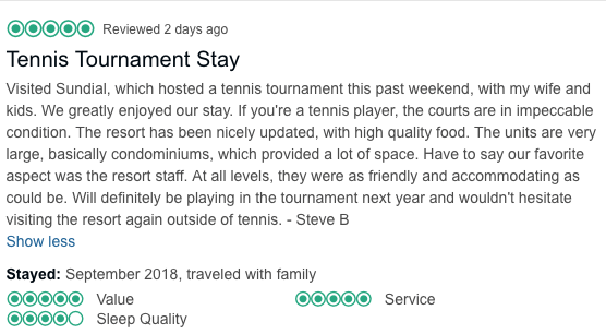 swfl clay court tournament tripadvisor review
