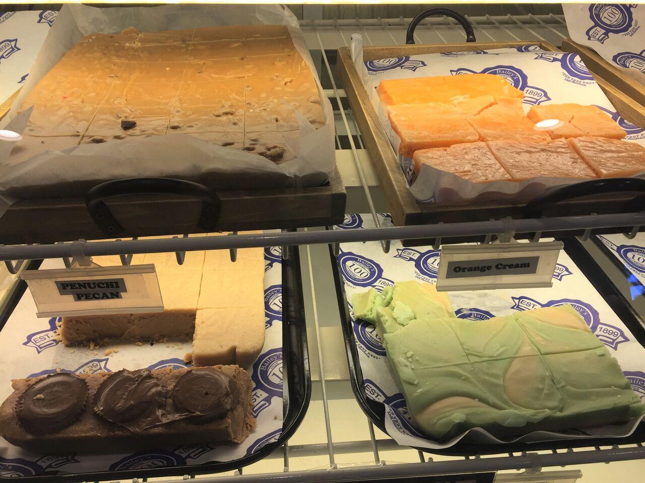 bailey's marketplace fresh fudge