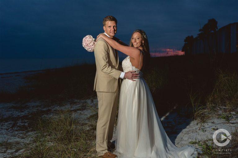 jeff and courtney complete photography sanibel wedding