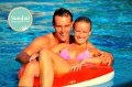 couple pool